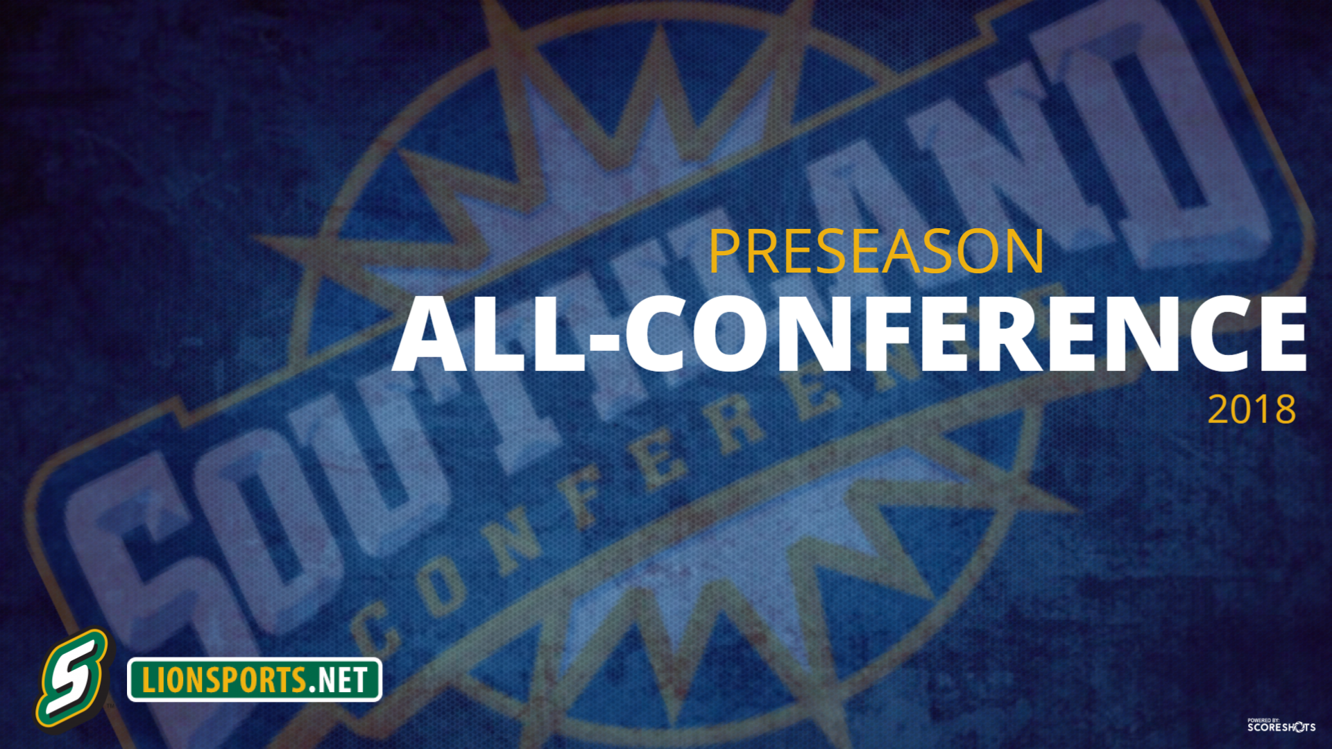 Three Lions Named to Southland Preseason All Conference Baseball